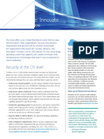 Windows Server 2016 Secure Evolve Innovate Solution Brief en US