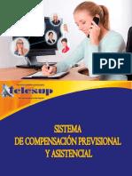 Libro Sistema de Compensación Previsional y Asistencial