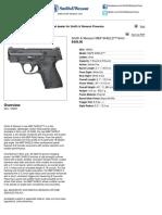 Smith&Wesson M&P9 Shield