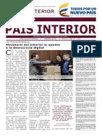 Semanario / País Interior 23-10-2017