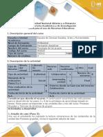 Guía Para El Uso de Recursos Educativos - Estudio de Caso - Matriz Comparativa y Flujogramas