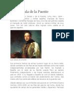 Juan Zabala de La Puente