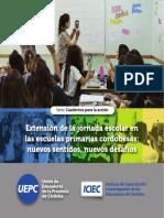Extensión de La Jornada Escolar (1)