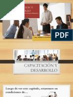 Capacitación y Desarrollo de RR.hh. Prof Américo Flores