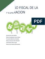 Proyecto Del Codigo Fiscal de La Federacion