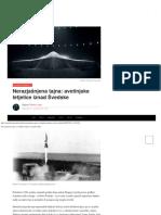 Nerazjašnjena Tajna_ Avetinjske Letjelice Iznad Švedske