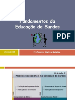 07.Aula 19e20.09 U.02 Modelos Educacionais Na Educ.surdos