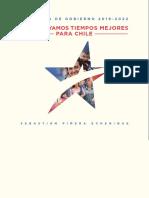 Programa Sebastián Piñera