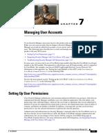 Managing User