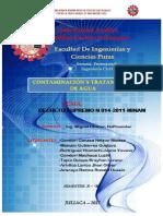 Trabajo de Contaminacion Ds 014 - 2011 - Minan