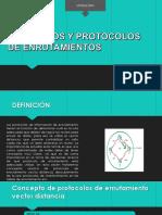 Conceptos y Protocolos de Enrutamientos