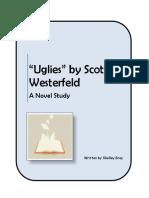 The Uglies Unit Study