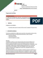 G02. Análisis de Precios Unitarios