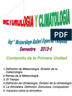 1. Introduccion a La Meteorologia Imprimir