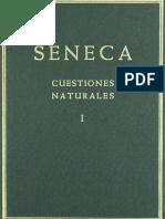 Seneca_ Carmen Codoñer-NATVRALES QVAESTIONES Cuestiones Naturales (Libros I-III). 1