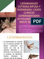 Leishmaniasis Cutánea Difusa y Diseminada