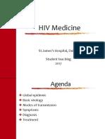 Student HIV Presentation