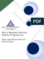 WRVS Plan Future Priorities 2016 to 2018