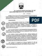 Formulario Reg. Adquisicion de Inmuebles Central Resolución 230-2015-Sn