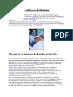 0.1 - Historia BMPM Espagnol