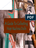 Guide to Hopi Kachina Dolls