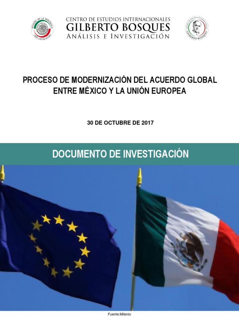 30 10 17 Proceso De Modernizaci U00f3n Del Acuerdo Global Entre