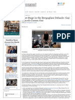 The Remnant Newspaper - Next Stage in t...Rgoglian Debacle- Gay Church Comes Out