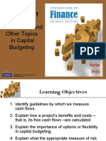 Ch 10 Cashflowincapitalbudgeting