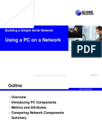 Using a PC on a Network