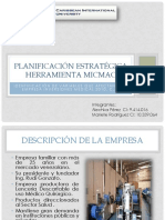 Planificación Estratégica SOLO MICMAC SCRIB Defff