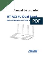 Manual Router ASUS