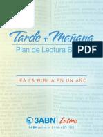 Plan de Lectura Bíblica 3ABN