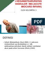 Asuhan Kegawatdaruratan Kardiovaskuler Ima (Acute Miocard Infark1