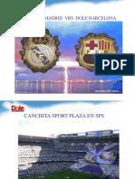 Madrid Vrs Barcelona