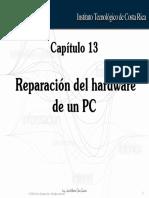 Reparacion de Hadware