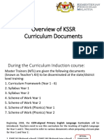 Overview of KSSR Curriculum Documents.pptx