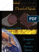 (Scripture and Science Series) Bert Thompson-Global Flood of Noah (Scripture and Science Series)-Apologetics Press, Inc (1995)