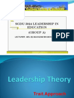 4.0 Trait Approach to Leadership MZ 04 (1)