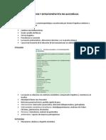Esteatosis y Esteatohepatitis No Alcohólica