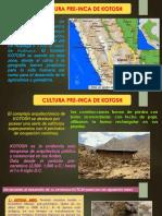 Cultura Pre Inca Kotosh - Rina Huamani Unda