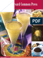 Harvard Common Press' Fall 2010 Cookbook Catalog
