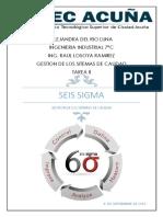 6 sigma