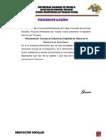 Informe Listo Huanchaco