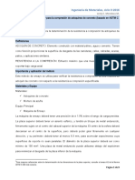 Método de Ensayo Estándar Para La Compresión de Adoquines de Concreto