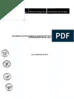 1. Reglamento Proc.adm. Otorg. DUA