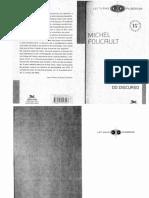 Texto Foucault a Ordem Do Discurso