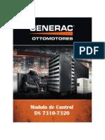 Manual Módulo DS 7310 7320