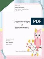 Diagnostico de Inicial