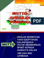 Motto Gerakan Pramuka
