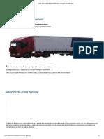 ¿Qué Es Cross Docking_ Definición, Concepto y Significado